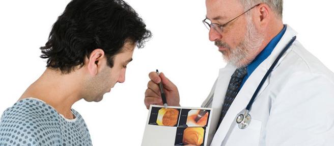 консультация с врачом проктологом